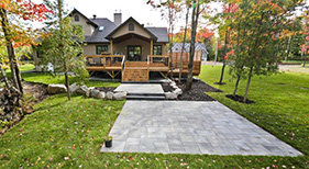 Dalle Melville Permacon